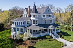c.1892 Victorian designed by famed architect William Boyington located at: 2480 Sheridan Rd, Highland Park, IL 60035