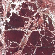 x Polished Marble Tile in Rosso Levanto Marble Tiles, Marble Floor, Tile Floor, Granite Tile Countertops, Granite Kitchen, Backsplash, Flooring Sale, Slate Flooring, Buy Tile