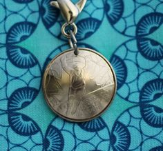 Commemorative Canadian Coin Keychain Olympic Canada by Hendywood