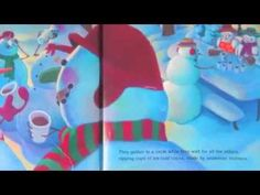 Snowmen at Night by Caralyn Buehner and Illustrated by Mark Buehner