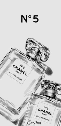 Chanel via @jena1125. #Chanel #chic