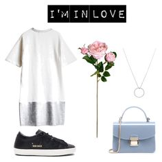 date night by mayamon1 on Polyvore featuring polyvore, Mode, style, Golden Goose, Roberto Coin, fashion and clothing