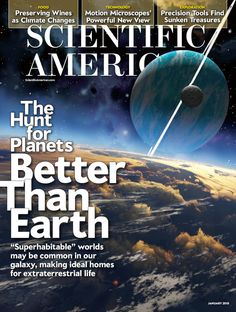 Scientific American is the essential guide to the most awe-inspiring advances in science and technology, explaining how they change our understanding of the world and shape our lives. Science News, Teaching Science, Science And Technology, Teaching Tools, Scientific American Magazine, Our Planet Earth, New View, Our Solar System, Show And Tell
