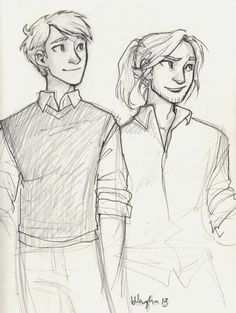 It's grown-up Al and Ed drawn by Burdge :)