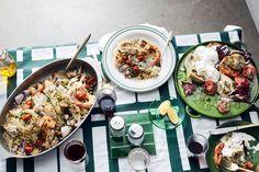 Spaghetti marinara with white wine and capers - Recipes - delicious.com.au