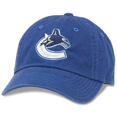 Men s Vancouver Canucks Red Jacket Blue Blue Line - Adjustable Hat 431cdac2e917