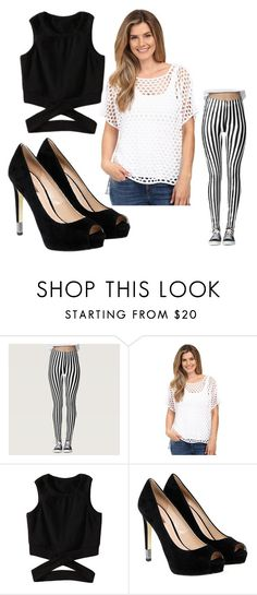 """""""Untitled #180"""" by kiboo092703 ❤ liked on Polyvore featuring Miraclebody Jeans by Miraclesuit and GUESS"""
