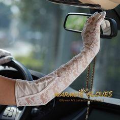Vintage Lace Long Gloves   Found on ebay.co.uk