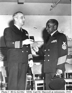 african american in the navy | AFRICAN-AMERICANS AND THE U.S. NAVY, 1945-1960