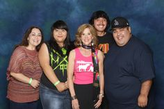 Me and my family with the one and only Linda Blair! This is also on my awesome memories board but its horror too One And Only, The One, Linda Blair, Scary Movies, Horror, Memories, Shit Happens, Awesome, Board