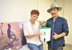 Tiger JK and Yoon Mirae Donate W50 Million Toward Nepal Earthquake Relief | Koogle TV