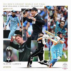 Cricket World Cup, World Cup Final, New Zealand, Finals, England, Baseball Cards, Sports, Hs Sports, Sport