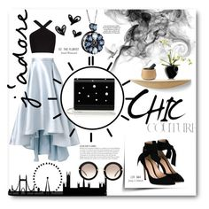 """J'adore"" by aquarian-antics ❤ liked on Polyvore featuring Menu, Gianvito Rossi, Eva Solo, Normann Copenhagen, Greta Constantine, Miu Miu, BCBGMAXAZRIA, KAROLINA and Jimmy Choo"