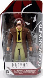 DC Collectibles: Batman The Animated Series - Commissioner Gordon Action Figure