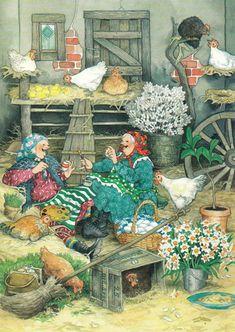유쾌 상쾌 통쾌 .. 한 핀란드 할머니 - artist : INGE LOOK : 네이버 블로그