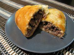 Pirozhki - tastes just like Baba's!