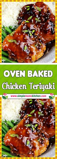 Oven Baked Chicken T