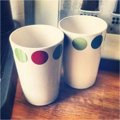 Marlene Helbak design. Mugs <3