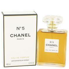 Chanel # 5 Perfume by Chanel 3.4 oz / 100 ml