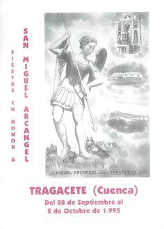 Fiestas en Tragacete (Cuenca), en honor a San Miguel Arcángel. Del 28 de septiembre al 2 de cotubre de 1995.  #Fiestaspopulares #Tragacete #Cuenca