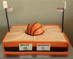 Basketball Cakes - Bing images