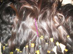 Super Thin Hair Vietnam Natural Color