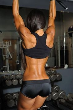 We haven't spoken about pull ups for some time. Master this exercise with assisted weight and you'll build yourself an epic back with some illegal abs :)        => http://www.fitbuzzpullupsprogram.com/pull-up-workout/    Oh, and those who workout together, stay together :)
