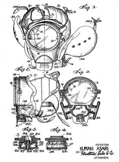 DIY - Steampunk Patent Office Images - How to do a Google Patent Search and download Free PDFs for personal use - Tutorial and Sources