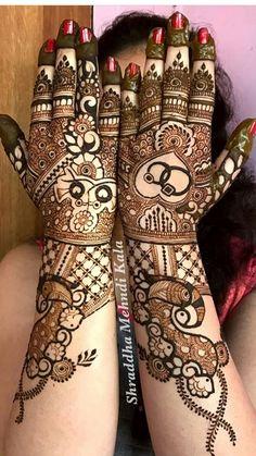 Henna Tattoo Designs Simple, Mehndi Designs Book, Latest Bridal Mehndi Designs, Mehndi Design Pictures, Mehndi Designs For Girls, Unique Mehndi Designs, Wedding Mehndi Designs, Mehndi Designs For Fingers, Dulhan Mehndi Designs