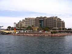 Hilton Queen of Sheba Hotel, Eilat Israel