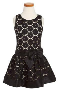 Zunie Sleeveless Lace Dress (Toddler Girls, Little Girls & Big Girls) Little Girl Dresses, Girls Dresses, Summer Dresses, Pageant Dresses, Tween Fashion, Little Girl Fashion, Fashion Outfits, Toddler Girl Dresses, Toddler Girls
