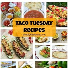 Cinco de Mayo is coming! (And so is Taco Tuesday...) Are you ready? Check out this round up of yummy taco recipes and kick it up a notch. Link in profile.  http://simplydesigning.net/13-mind-blowing-taco-recipes/  #recipes #cincodemayo #TacoTuesday  #Regram via @simplydesigning