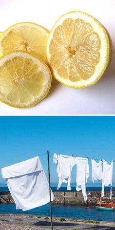 5 mejores trucos para blanquear la ropa blanca