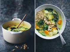 The No-Recipe Curry