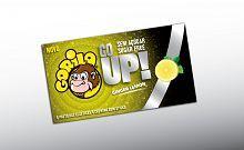 Gorila Go Up Ginger Lemon