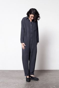 Image of Base Range Shirt Jumpsuit