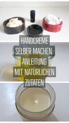 Die kalte Jahreszeit bedeutet oft Stress für die Haut. Mit einer selbstgemachten Handcreme tust du deinen Händen etwas Gutes. Dieses Rezept zeigt dir, wie du eine pflegende Handcreme selber machen kannst.