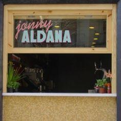 Jonny Aldana, un sitio perfecto para tu vermut en Sant Antoni