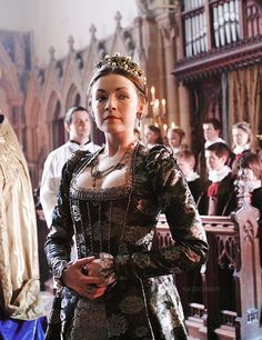 The Tudors. Lady Mary
