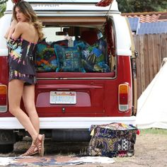 Just liked this Pin: packing up the bus and taking a road trip...