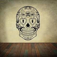 mexikanische totenmaske tattoo joy studio design gallery best design. Black Bedroom Furniture Sets. Home Design Ideas