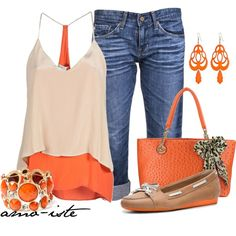 Bandolino Flat, created by amo-iste on Polyvore
