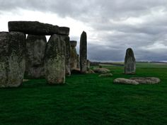 There are No Bathrooms at Stonehenge. Humorous story
