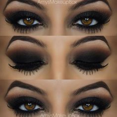36 Cute and Trendy Eye Makeup for Ladies