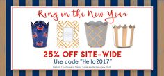 Ring in the New Year with 25% Off! Missed the sale? Click for our deal of the day!