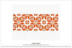 Folk Embroidery, Embroidery Patterns, Cross Stitch Patterns, Bead Crochet Rope, Simple Cross Stitch, Hama Beads, Beading Patterns, Pixel Art, Folk Art