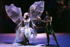 a midsummer night's dream | ... Ballet dancers in A Midsummer Night's Dream. Photo Brian Slater