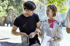 Moon Chae Won Redefines Short Hair Goddess Pretty in Goodbye Mr. Black | A Koala's Playground
