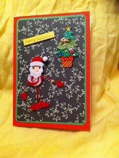 Christmas Card I have made