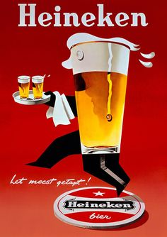 Heineken: Adverts from the archives